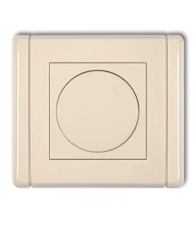 FLEXI Elektroniczny regulator oświetlenia przyciskowo-obrotowy Karlik 1FRO-1