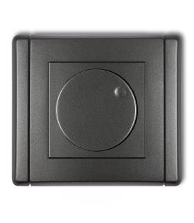 FLEXI Elektroniczny regulator oświetlenia przyciskowo-obrotowy do lamp LED Karlik 11FRO-2