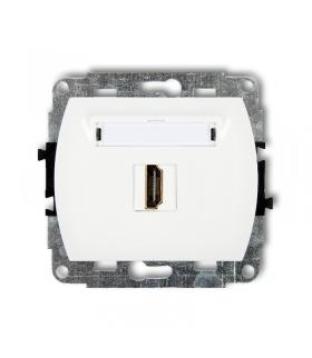 TREND Mechanizm gniazda pojedynczego HDMI Karlik HDMI-1