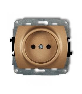 TREND Mechanizm gniazda pojedynczego bez uziemienia 2P (przesłony torów prądowych) Karlik 8GP-1p