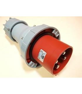 WTYCZKA 125A 380V 3P+Z IP67 (125x4)