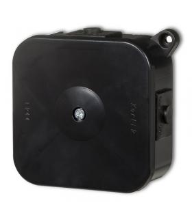 PUSZKI Puszka instalacyjna hermetyczna bez złączek 80x80mm Karlik 12PHS-2