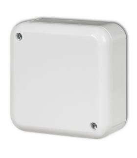 PUSZKI Puszka instalacyjna natynkowa ze złączkami Karlik PN-1