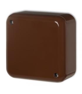 PUSZKI Puszka instalacyjna natynkowa bez złączek Karlik 4PN-2