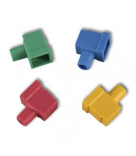 ZŁĄCZKI Złączka śrubowa (czerwona, niebieska, zielona, żółta) Karlik Z-1