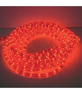 Wąż świetlny ROPELIGHT 2 LINE RED IDEUS 01824