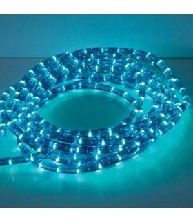 Wąż świetlny ROPELIGHT 2 LINE BLUE IDEUS 01825