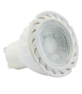 Lampa z diodami SMD LED PLUS-6 GU10 SMD LED 6W 3000K IDEUS 02643