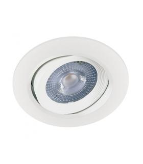Sufitowa oprawa punktowa SMD LED MONI LED C 5W 3000K WHITE IDEUS 03229