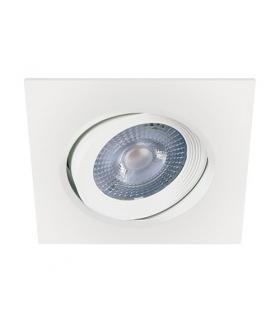 Sufitowa oprawa punktowa SMD LED MONI LED D 5W 3000K WHITE IDEUS 03230