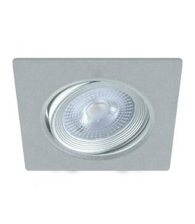 Sufitowa oprawa punktowa SMD LED MONI LED D 5W 3000K SILVER IDEUS 03228