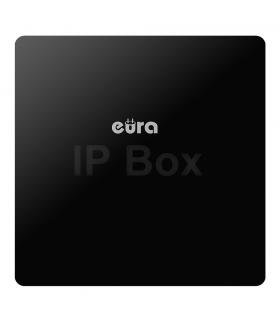 BRAMKA IP (IP BOX) EURA VDA-99A3 EURA CONNECT - obsługa 2 kaset zewnętrznych, monitora i kamery