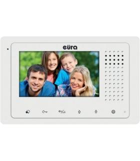 MONITOR EURA VDA-32A5 2EASY - biały, ekran 4,3