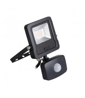 ANTOS LED 10W-NW-SE B Nawietlacz LED z czujnikiem ruchu Kanlux 27094