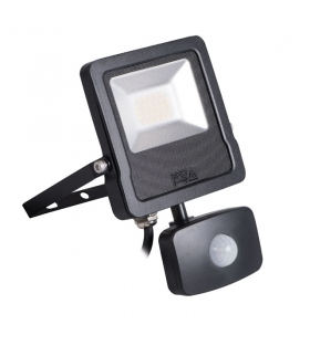 ANTOS LED 20W-NW-SE B Nawietlacz LED z czujnikiem ruchu Kanlux 27095