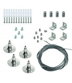 SPN BRAVO SP 12030 Uniwersalna linka stalowa  do zwieszania opraw oświetleniowych Kanlux 28505