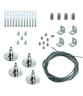 SPN BRAVO SP 60-62 Uniwersalna linka stalowa do zwieszania opraw oświetleniowych Kanlux 28504