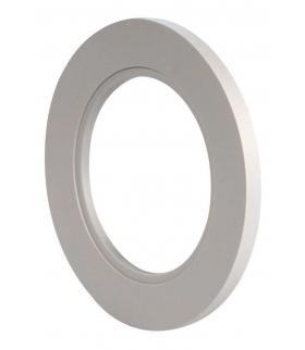 Ramka LED KONEKTO okrągła szara LSR-SZO-X1