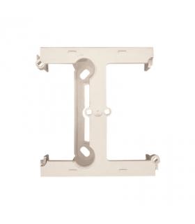 Puszka natynkowa – element rozszerzający puszkę pojedynczą składaną do ramek wielokrotnych kremowy CSH/41