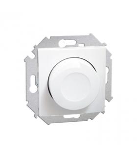 Ściemniacz naciskowo-obrotowy biały 1591311-030