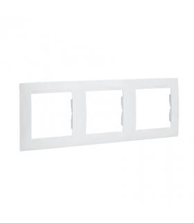 Ramka 3- krotna biały 1501630-030