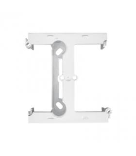 Puszka natynkowa – element rozszerzający puszkę pojedynczą składaną do ramek wielokrotnych biały PSH-030