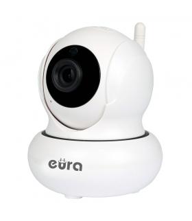 Kamera IP WiFi Eura IC-12C3 - bezprzewodowa, wewnętrzna, 2,0 Mpx, obsługa kart SD