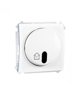 WYCOFANY Z OFERTY - Dostępny do wyczerpania zapasów magazynowych, ściemniacz zdalnie sterowany z symulatorem obecności biały MSO