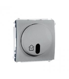 WYCOFANY Z OFERTY - Dostępny do wyczerpania zapasów magazynowych, ściemniacz zdalnie sterowany z symulatorem obecności aluminiow