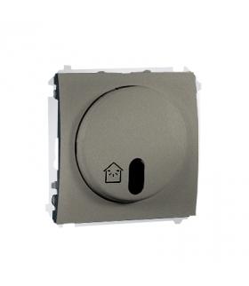 WYCOFANY Z OFERTY - Dostępny do wyczerpania zapasów magazynowych, ściemniacz zdalnie sterowany z symulatorem obecności platynowy