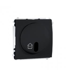 WYCOFANY Z OFERTY - Dostępny do wyczerpania zapasów magazynowych, ściemniacz zdalnie sterowany z symulatorem obecności grafit ma
