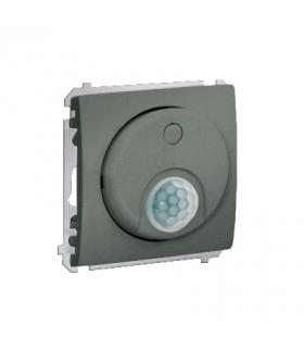 Łącznik z czujnikiem ruchu z przekaźnikiem grafitowy, metalizowany MCR10P.01/25