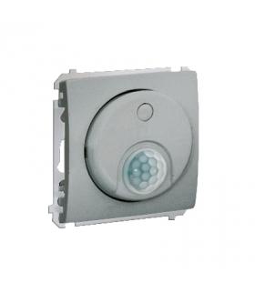 Łącznik z czujnikiem ruchu z przekaźnikiem aluminiowy, metalizowany MCR10P.01/26