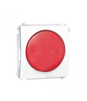 Sygnalizator świetlny LED - światło czerwone biały MSS/2.01/11