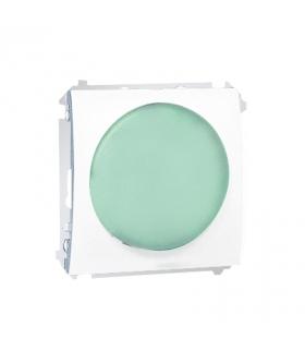 Sygnalizator świetlny LED - światło zielone biały MSS/3.01/11
