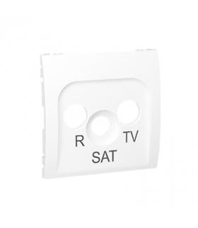 Pokrywa do gniazda antenowego R-TV-SAT biały MASP/11