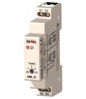 AUTOMAT SCHODOWY ASM-01/U UNIWERSALNY 12-230VAC/DC IP20