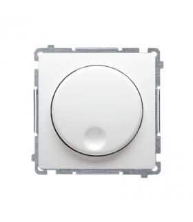 Ściemniacz naciskowo-obrotowy biały BMS9T.01/11