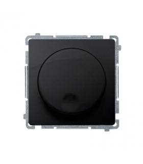 Regulator 1–10 V grafit mat, metalizowany 6A BMS9V.01/28