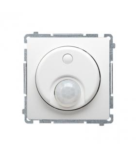 Łącznik z czujnikiem ruchu z przekaźnikiem biały BMCR10P.01/11