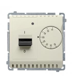 Regulator temperatury z czujnikiem wewnętrznym beżowy BMRT10W.02/12