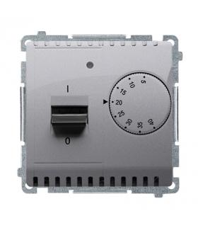 Regulator temperatury z czujnikiem wewnętrznym inox, metalizowany BMRT10W.02/21