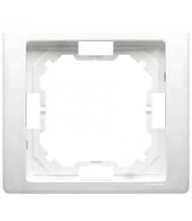 Ramka 1- krotna biały BMRC1/11