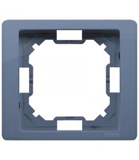 Ramka 1- krotna lawendowy, metalizowany BMRC1/035