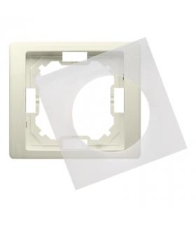 Ramka 1- krotna IP44 beżowy BMRC1B/12