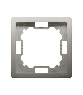 Ramka 1- krotna satynowy, metalizowany BMR1/29