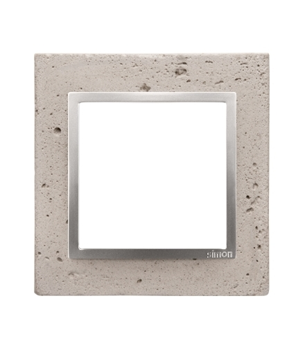 Ramka 1-krotna betonowa Butti cementi DRN1/92