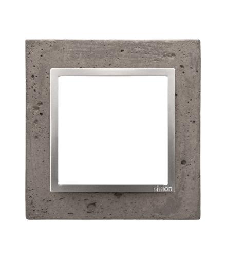 Ramka 1-krotna betonowa Mokra robota DRN1/96
