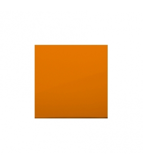 Klawisz pojedynczy do łączników i przycisków pomarańczowy DKW1/32