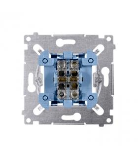 Łącznik żaluzjowy pojedynczy trójpozycyjny (1-0-2) 250A SZW1KM